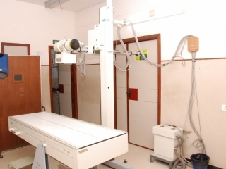 X-ray facility and Lab